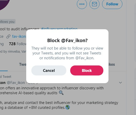 How to delete followers on Twitter - Vip-tweet