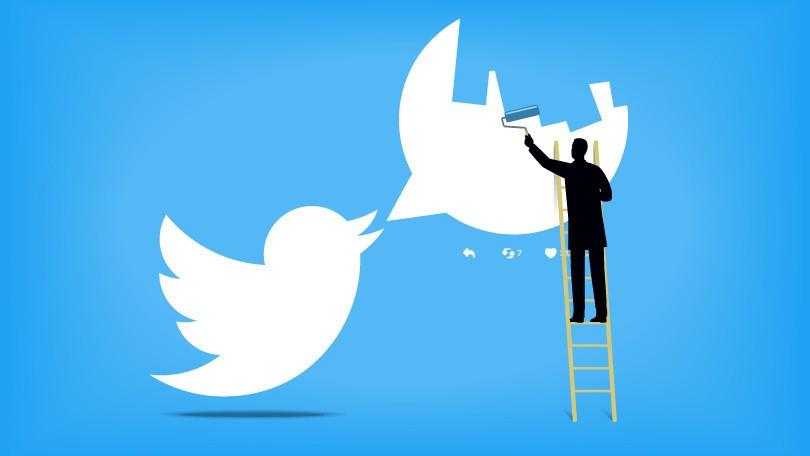 Inactive Twitter accounts
