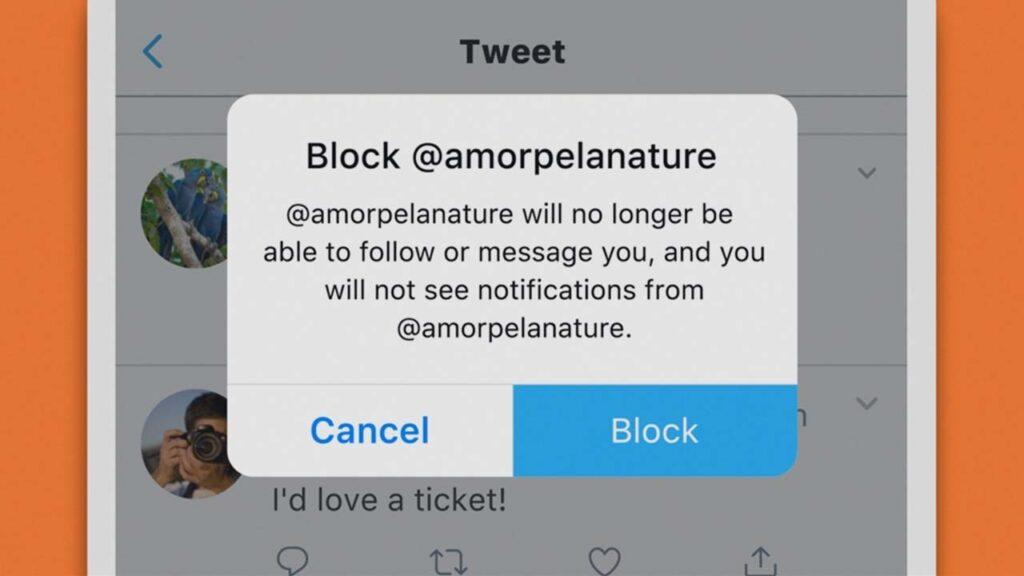 View blocked twitter accounts - Vip-Tweet